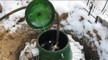 Компания Абсолют-газ - откачка конденсата из газгольдера